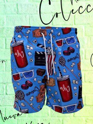 Pantalonetas Hombre