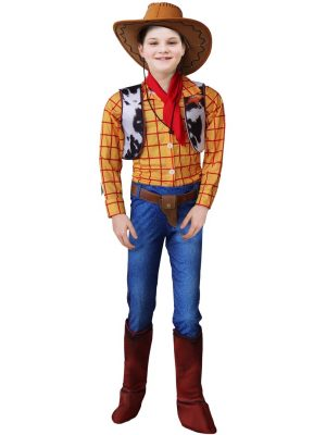 Traje Sheriff Woody