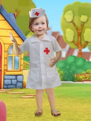 Vestido Enfermera