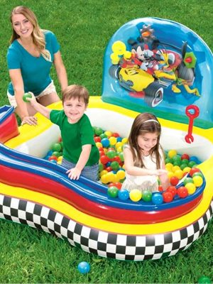 Piscina Inflable Mickey Mouse