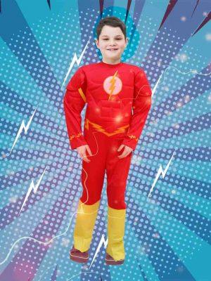 Traje Flash